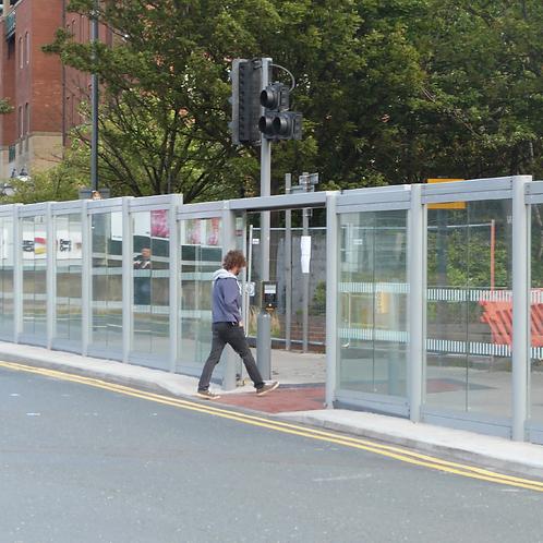Leeds Glazed Walkway