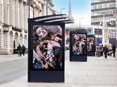 6 Sheet Advertising Displays