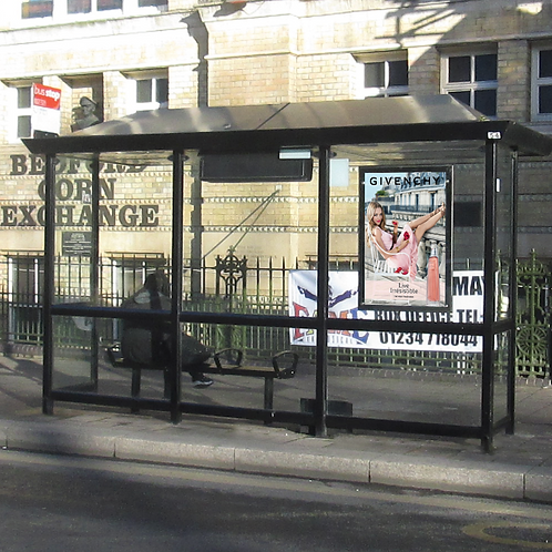 Legacy Heritage Bus Shelter