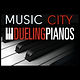 Music City Duleing Piano Logo
