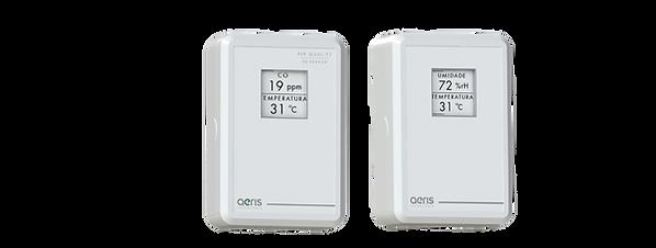 DevelopNow | Sensores de monitoramento ambiente