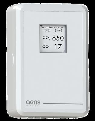 Dispay configurável HVAC Aeris