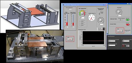 DevelopNow | WELER | LabVIEW R2R Eletronica Organica