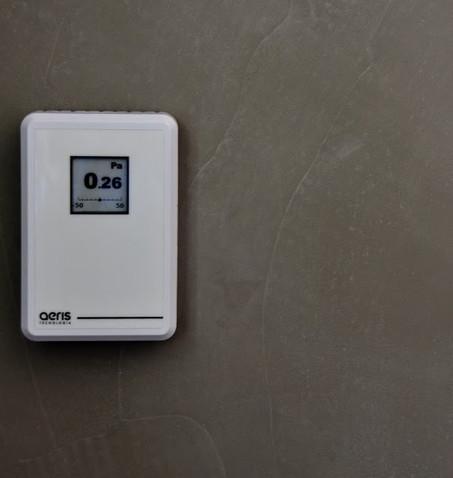 Transmissor de Baixa Pressão AERIS