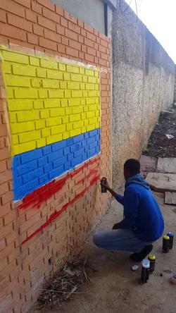 Oficina de Graffiti