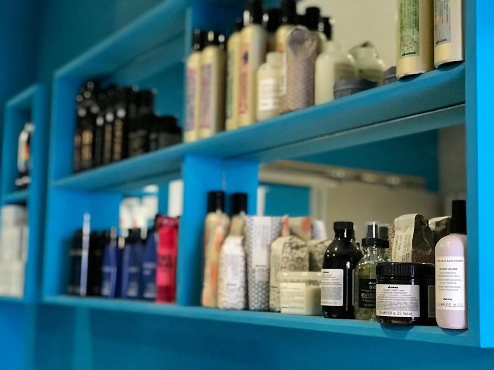 hairdressers-chichester-davines