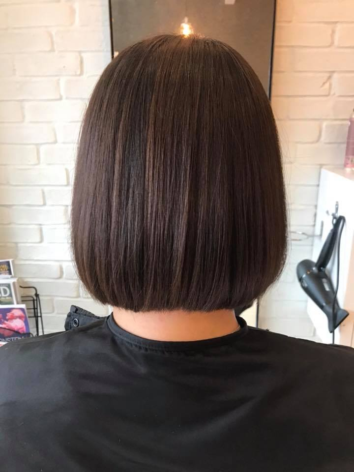 Mid-length-bob-hair-cut-in-Chichester