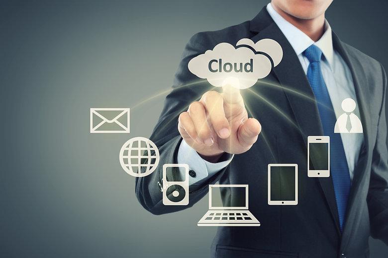 Cloud computing based ERP software
