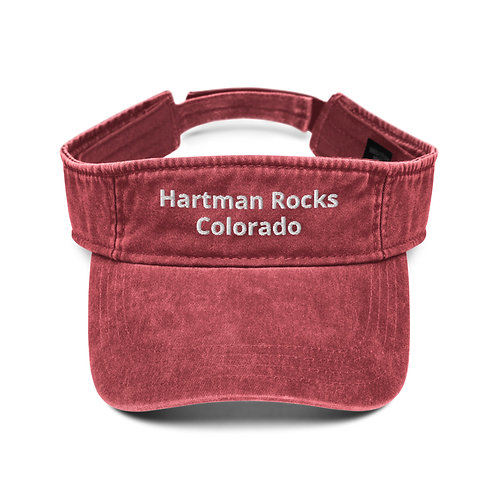Hartman Rocks Visor