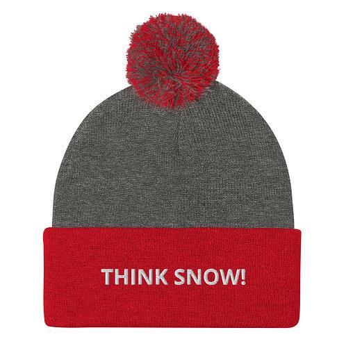 THINK SNOW!