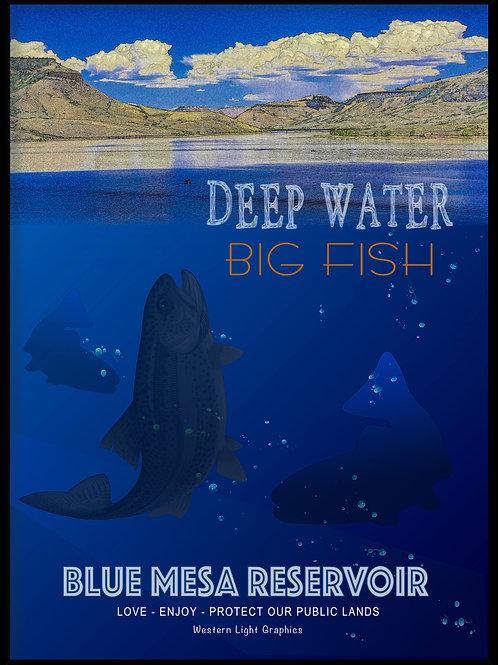 Deep Water, Big Fish