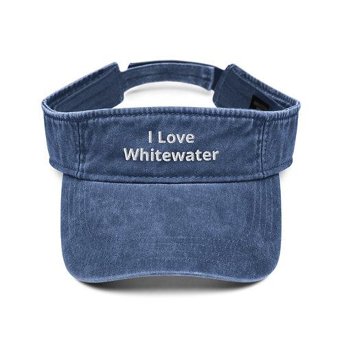 Whitewater Rafting Visor