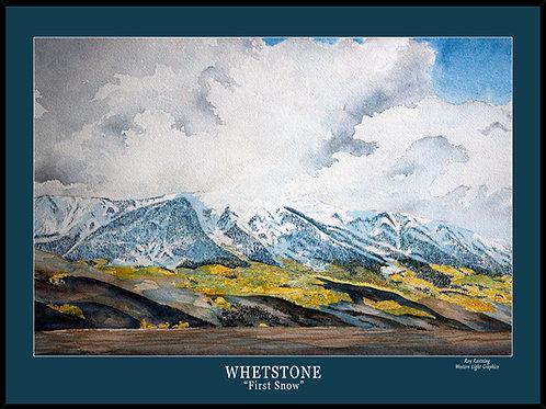 Whetstone - First Snow