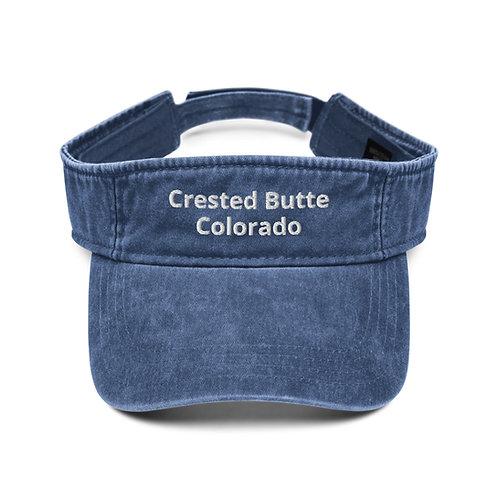 Crested Butte Visor