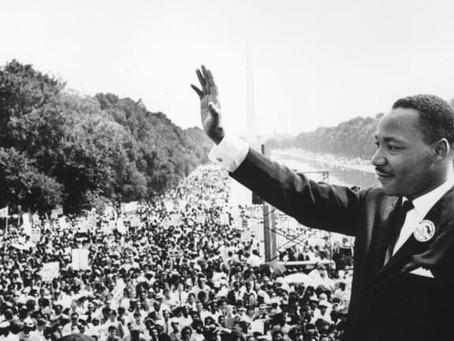Happy Birthday, MLK Jr