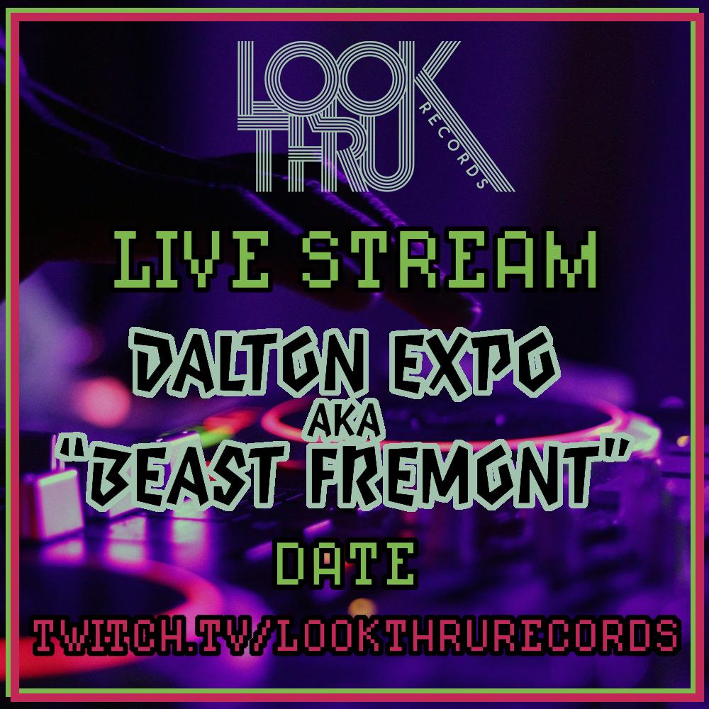DALTON EXPO Live Stream Flier