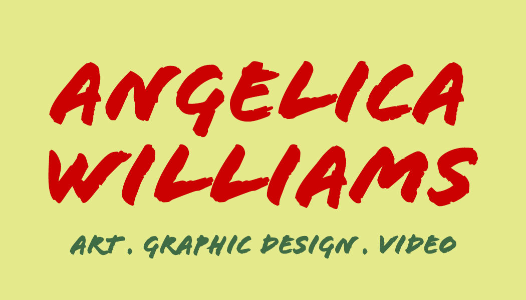 Angelica Williams, OLD DESIGN