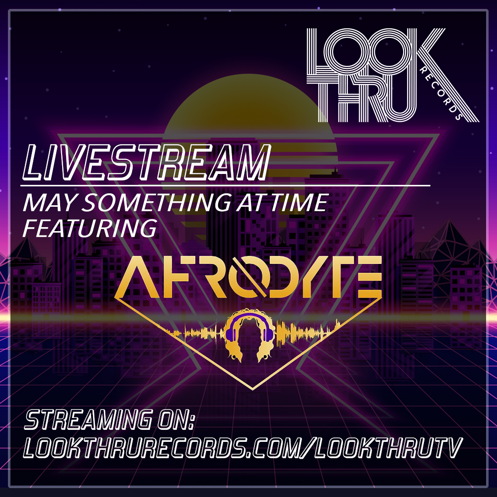 AFRODYTE Live Stream Flier