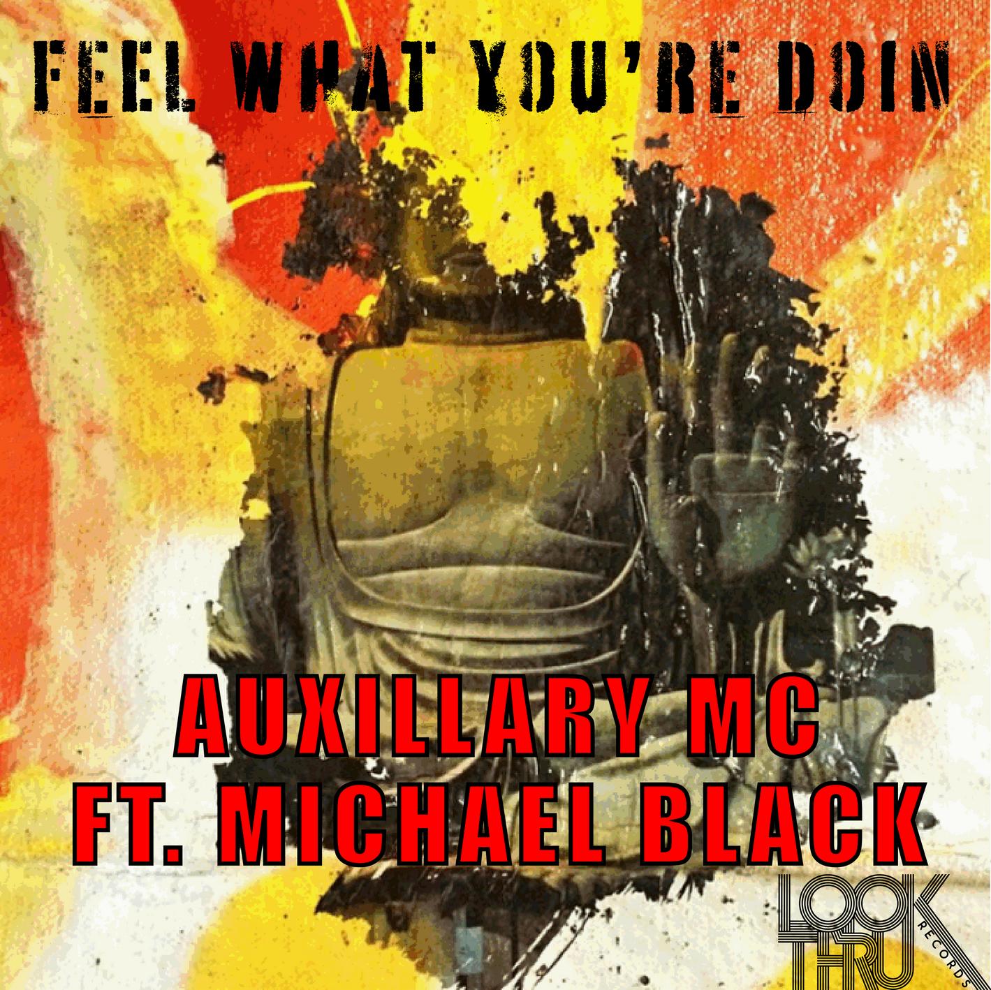 Auxillary MC Album Cover