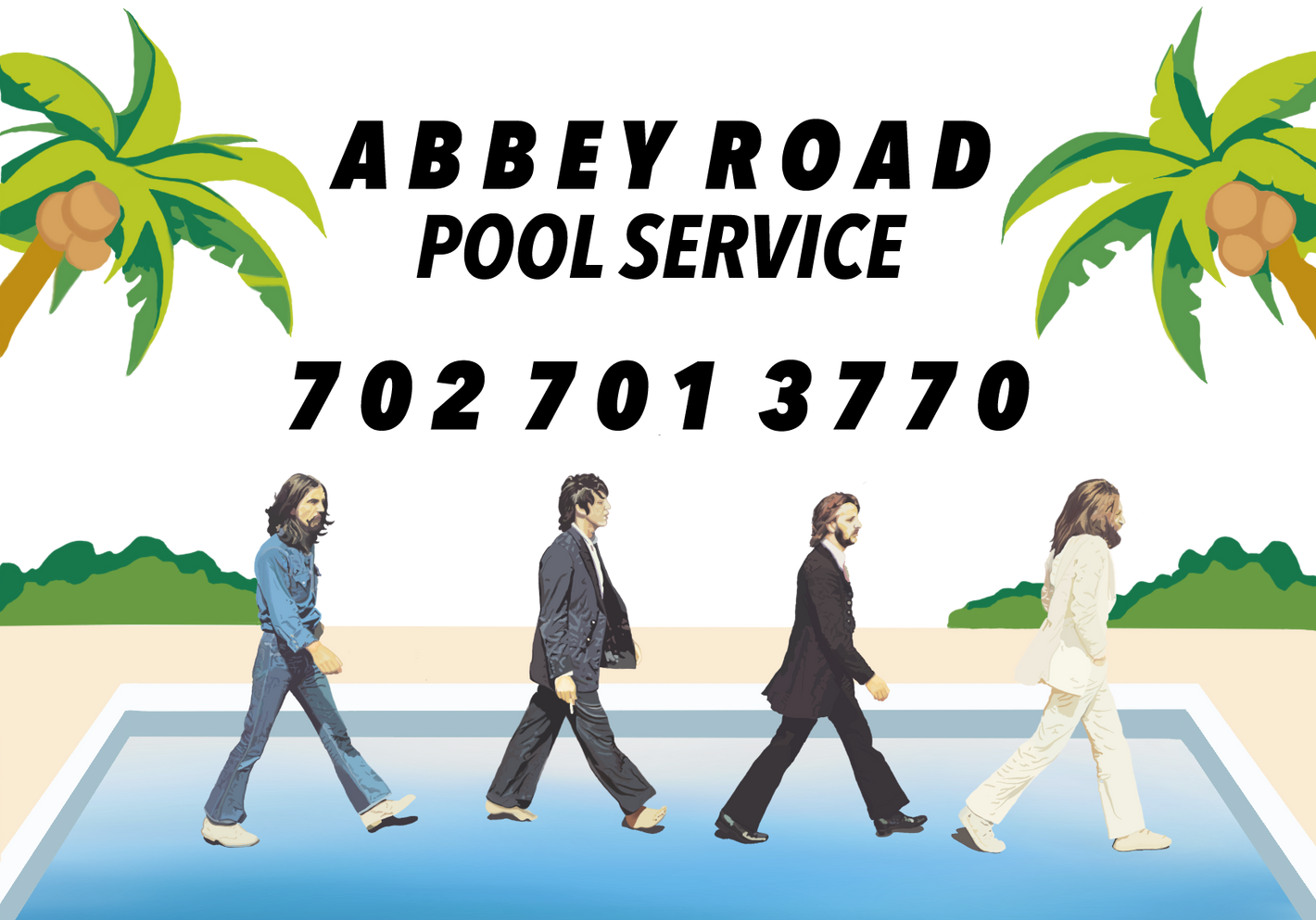 Abbey Road Pool Service Co