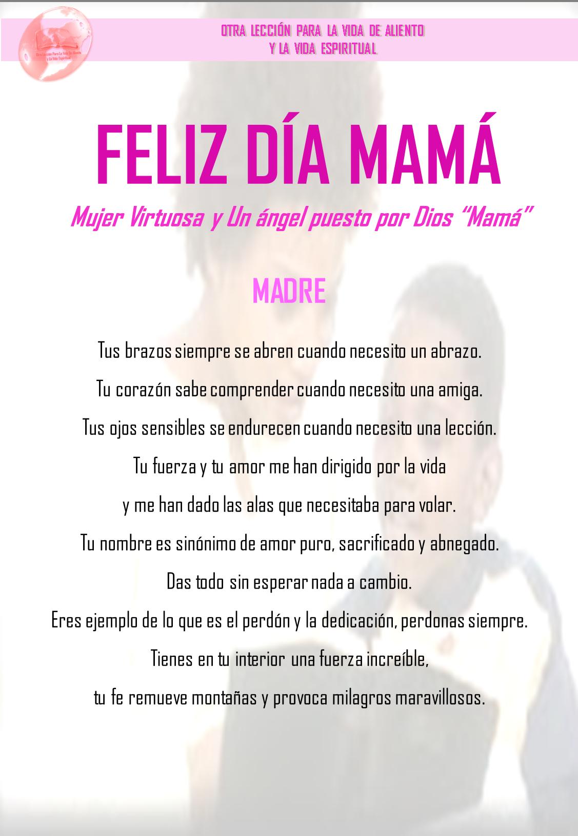 Feliz Dia Mama Última actualización jul 8, 2020. feliz dia mama