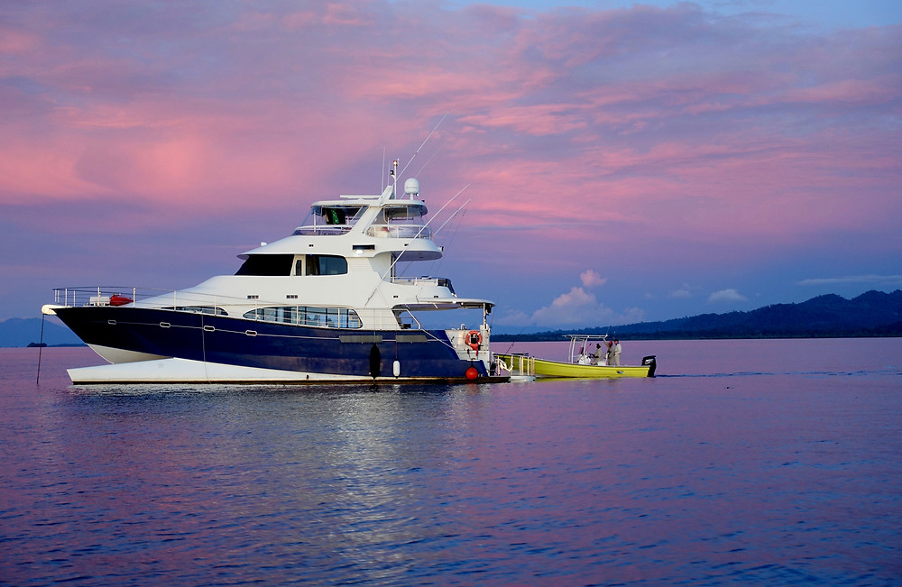Ultimate One & 7.6m Sportfishing Tender