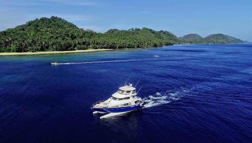 Yacht Charter - Papua New Guinea