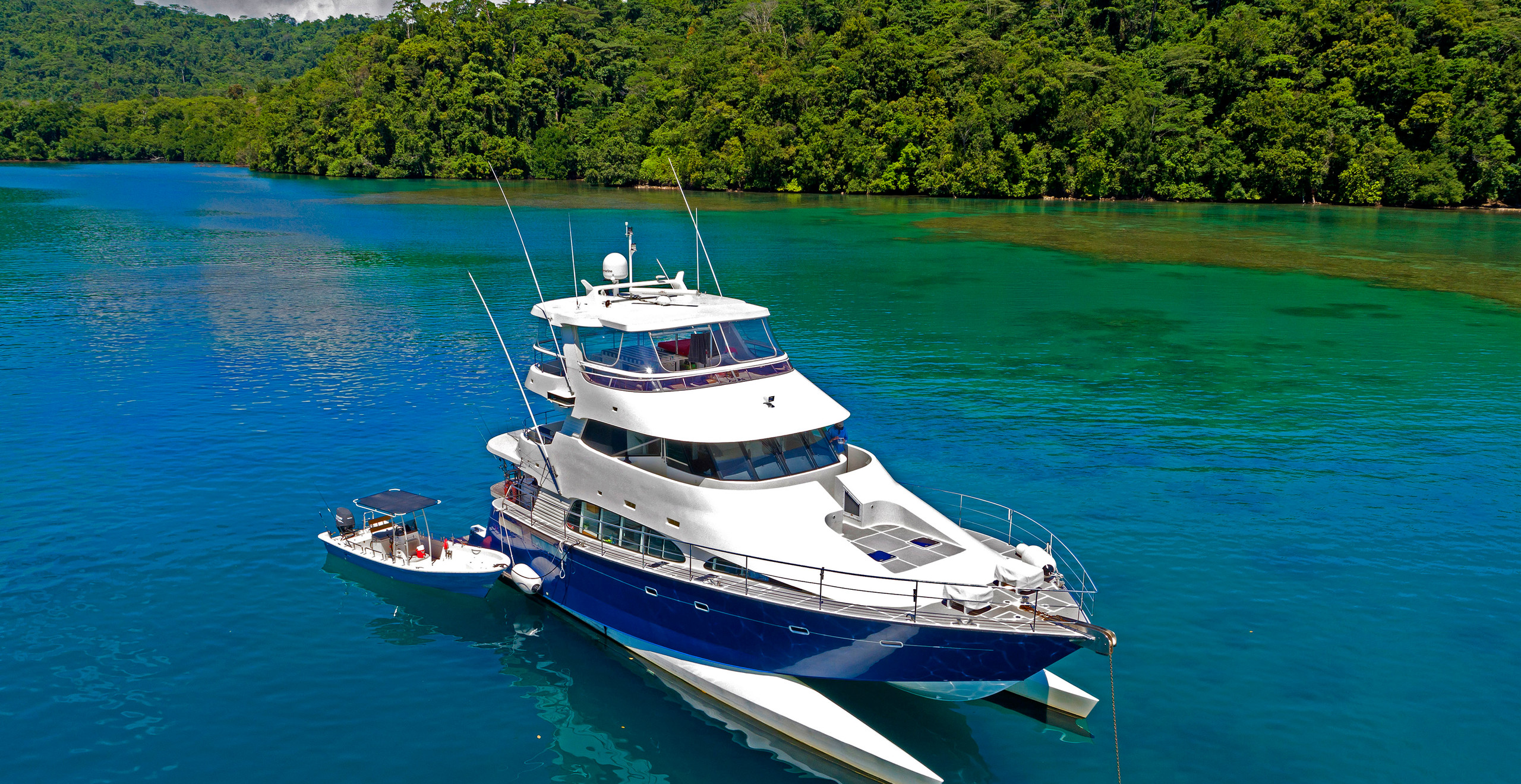 Ultimate One - Papua New Guinea Fishing & Holidays