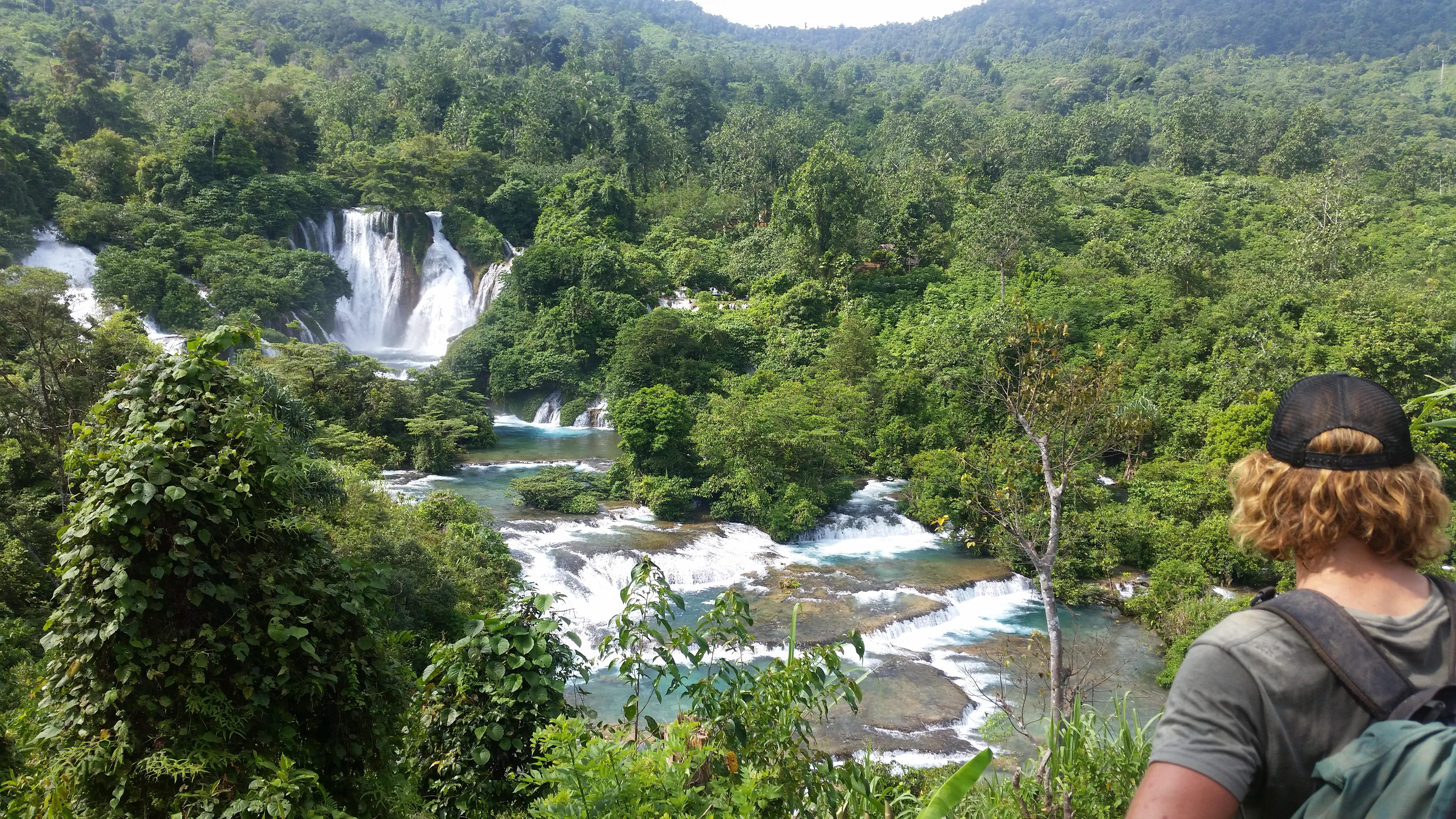 Tuke Waterfall Heli Tour