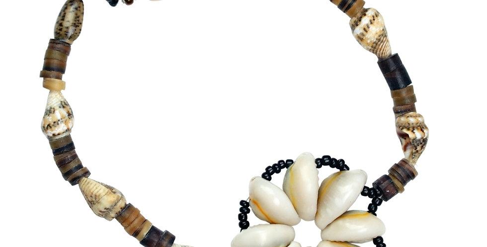 Cowrie Shell Flower