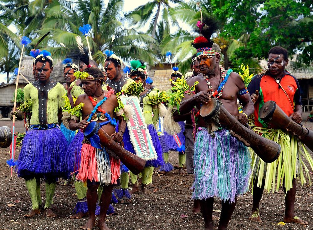 Papua New Guinea Culture - Baia Sportfishing PNG