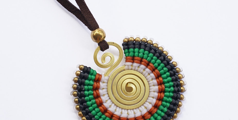 East New Britain jewellery set Zambilla & Co