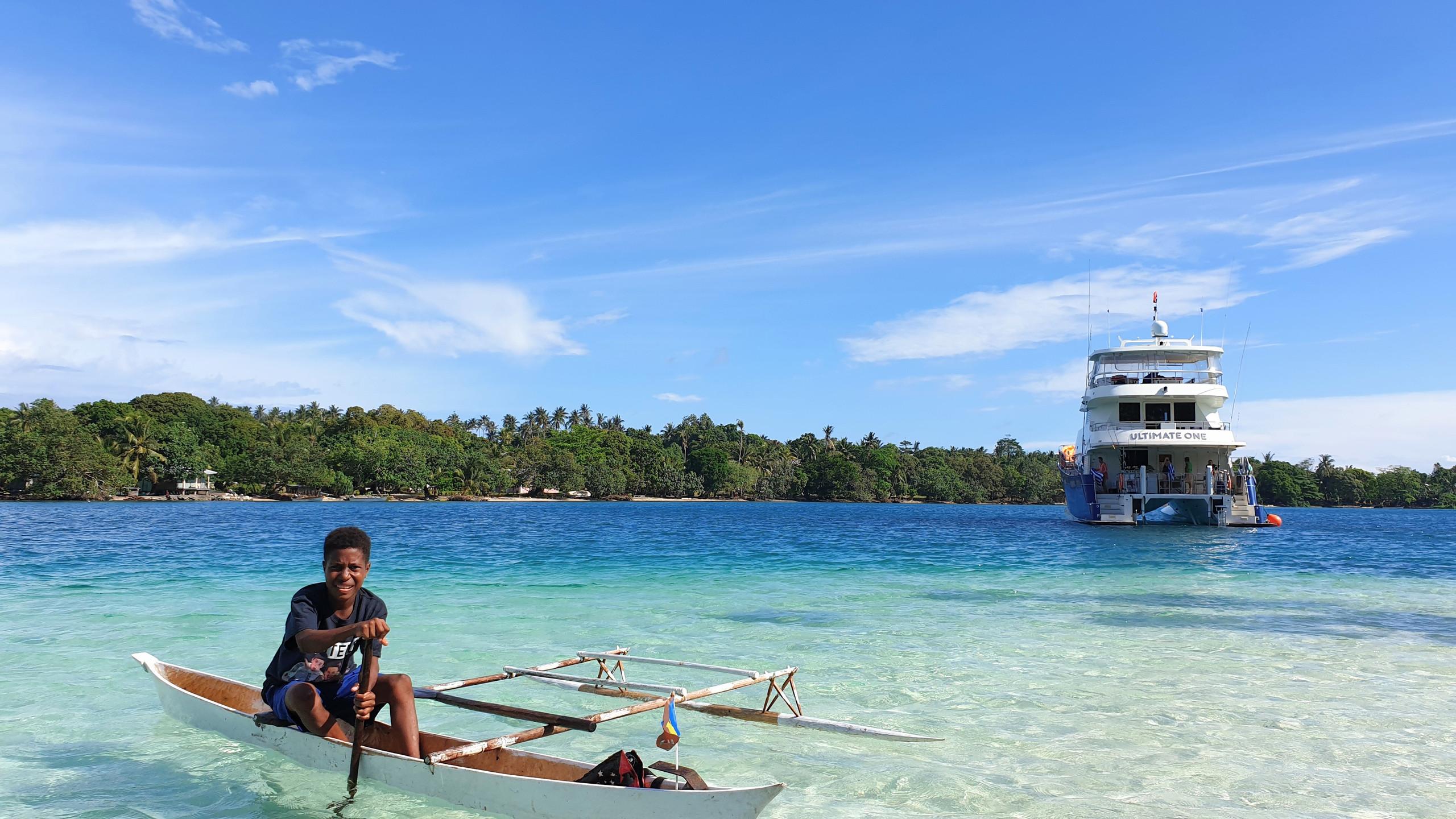 Ultimate One - Duke of York Papua New Guinea