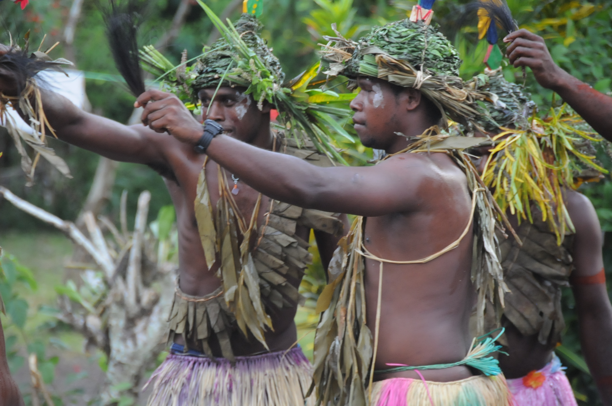 Culture - Liamo Reef Resort - PNG