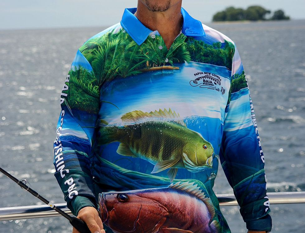 Baia Sportfishing Shirt