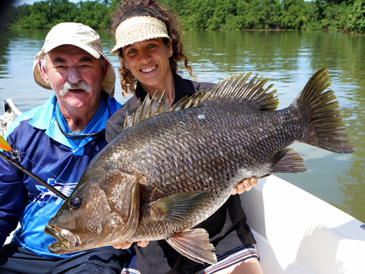 The International Hunt: Black Bass + A Variety of Species!