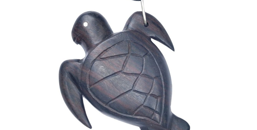 Ebony The Turtle