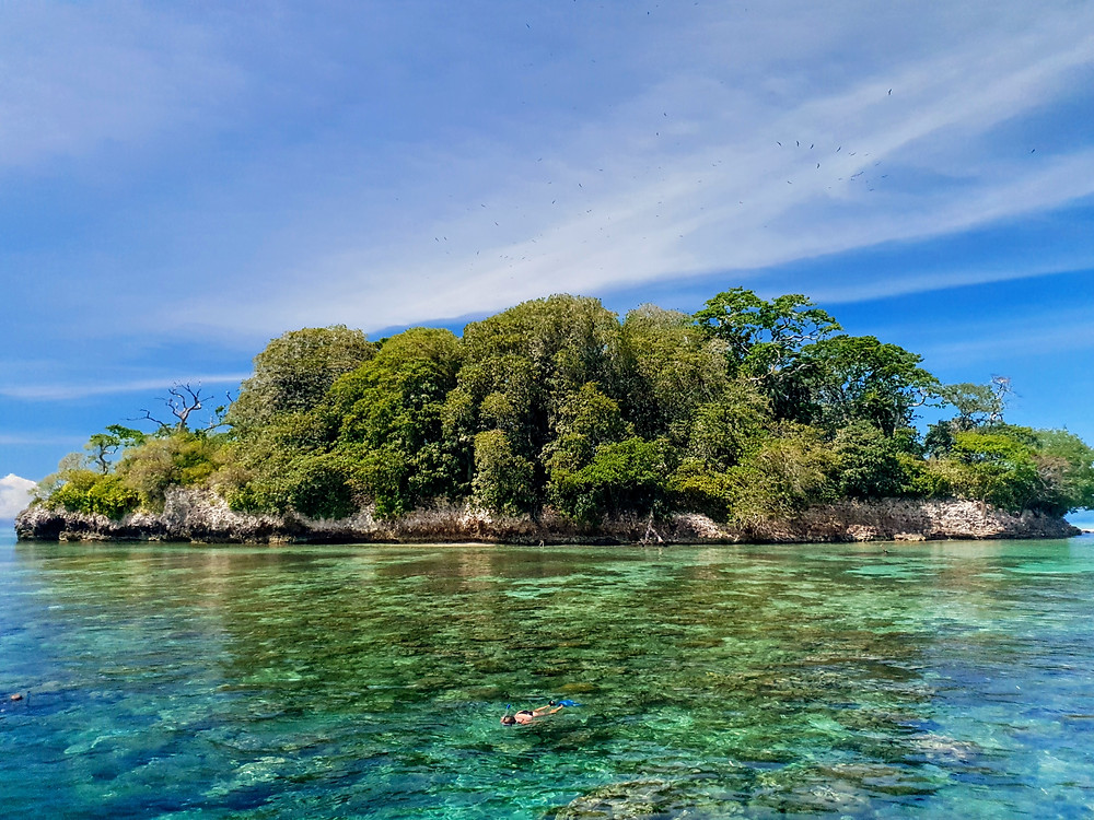 Ultimate One - Bainings Papua New Guinea