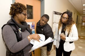 Communications students invent games to encourage social skills