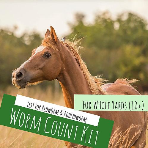 Bulk Yard Kits for 10+ Horses