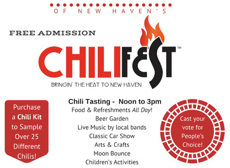 Community Action Agency of New Haven Presents: 25th Annual Chilifest