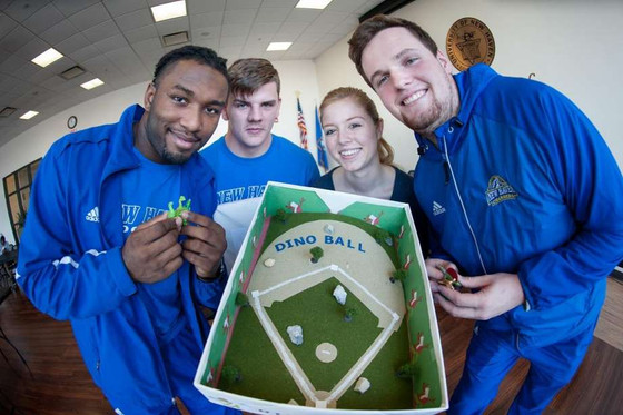 University of New Haven students create board games for kids on autism spectrum