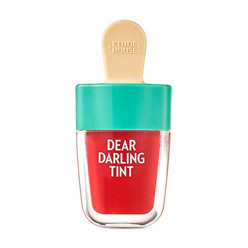 ETUDE HOUSE - Tinte de gel a base de agua Dear Darling, Rojo