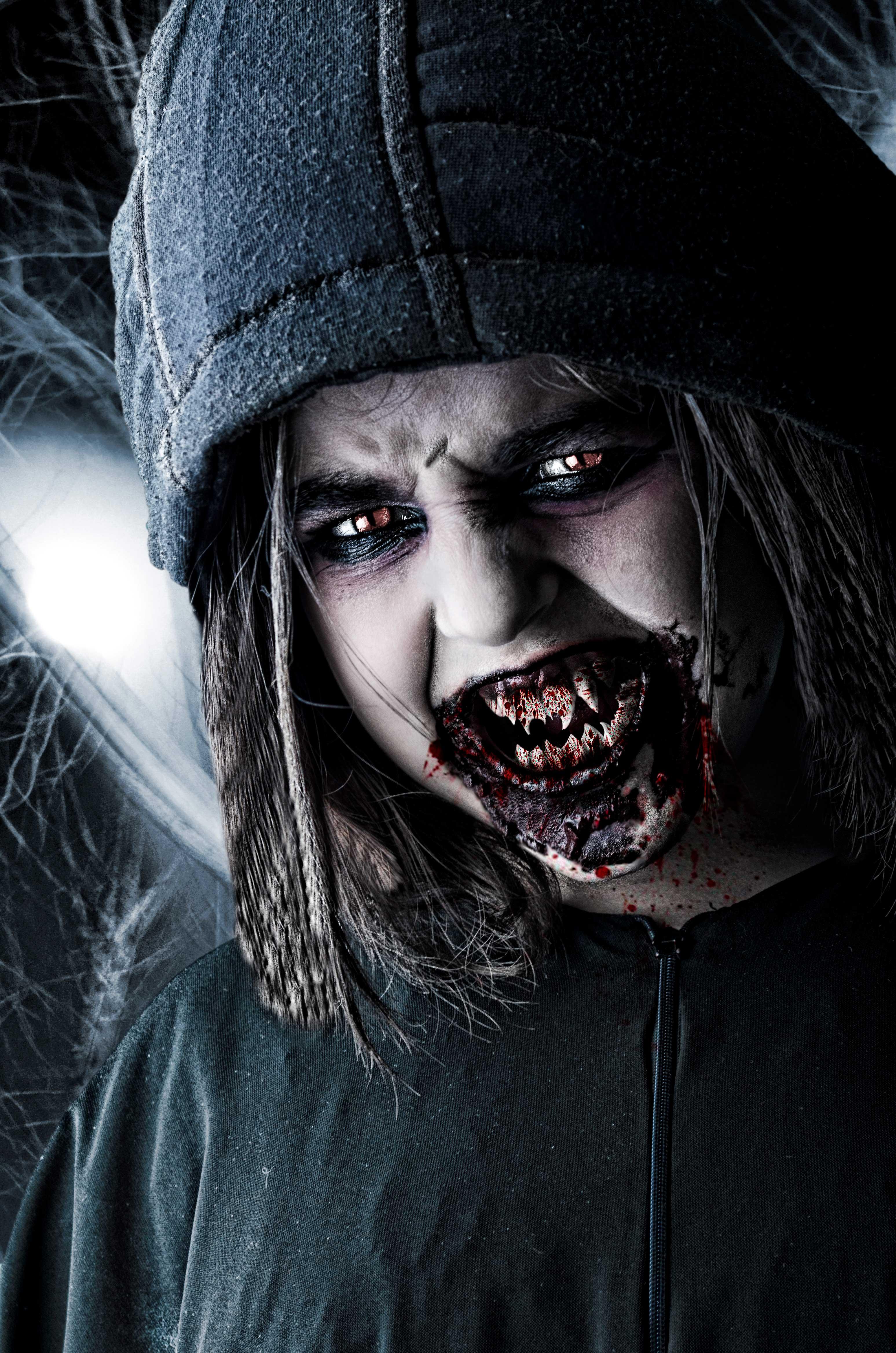 Satanic vampire