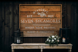 Historic Seven Sycamores Day Of Coordina