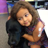 Darwin Laura & darwin at preschool.JPG