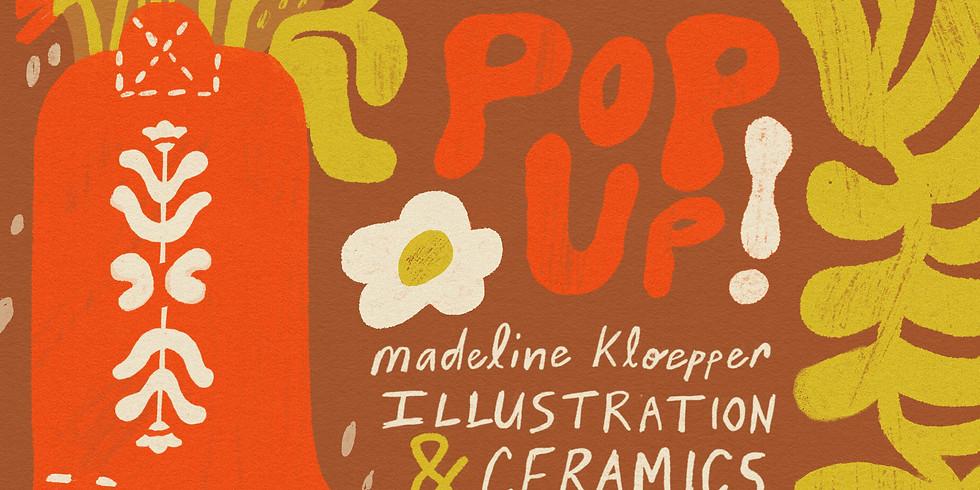 Madeline Kloepper Pop-Up Shop