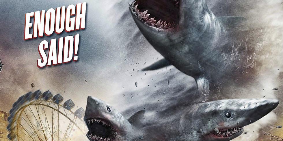 Sharkcuterie and Sharknado Craft Night!