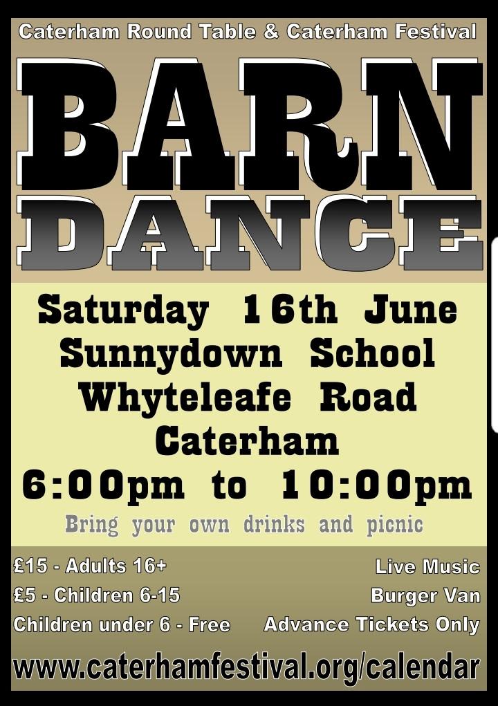 Barn Dance @ Sunnydown