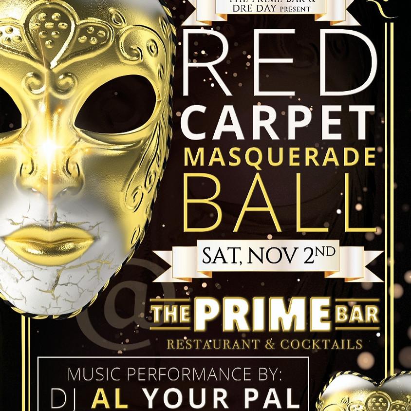 Al Your Pal - Red Carpet Masquerade Ball